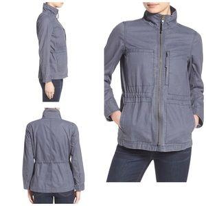 Madewell cotton Fleet Jacket